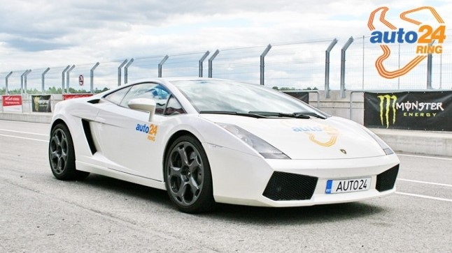 Lamborghini roolis kihutamine paneb südame kiiremini põksuma!