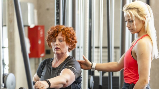 Ellen personaaltreener Katrenaga