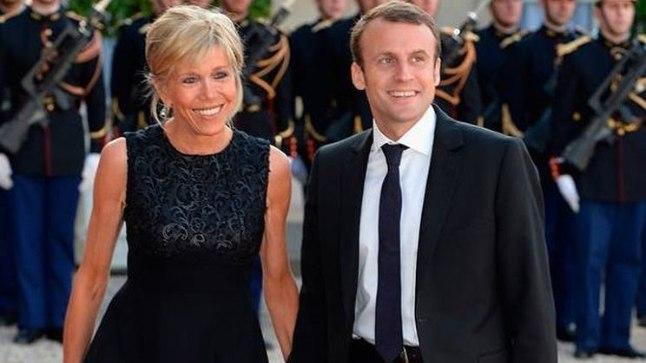 Brigitte Macron on naine, kes tõusnud keeleõpetaja ametikohalt Prantsuse esileediks.