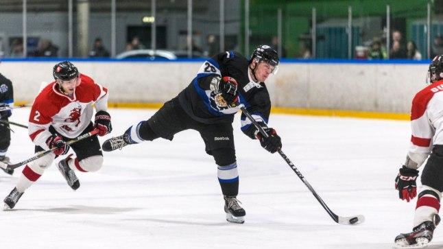 f315fc285f5 Eesti jäähokikoondis viskas MMi I divisjoni B-grupi turniiril väravaid  igale ...