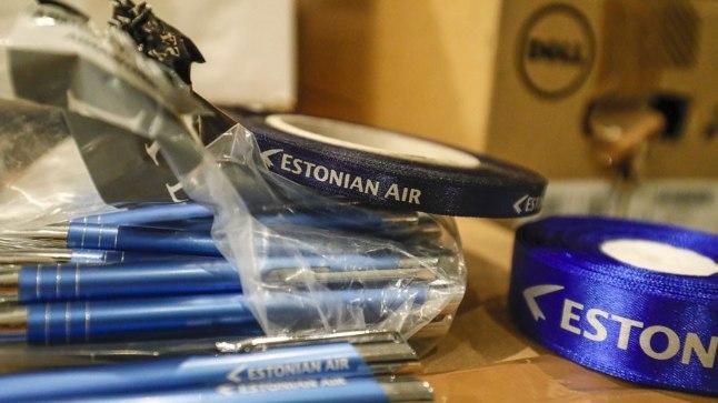ASi Estonian Air pankrotivara.
