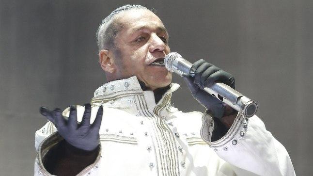 Rammsteini kontsert Tallinna lauluväljakul 11. juunil 2017.