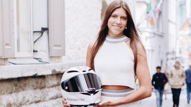 Ringrajasõitja Anastassia Kovalenko kandideerib proovib kätt poliitikas.
