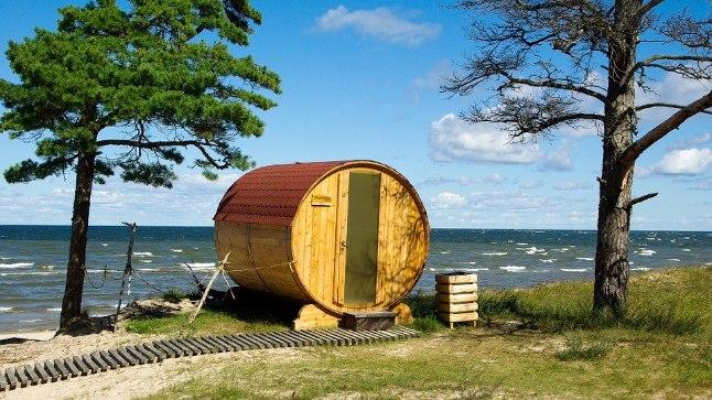 Kellele saunas ei meeldiks?!