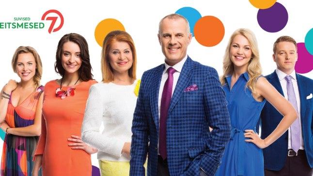 TV3 uudistemeeskond