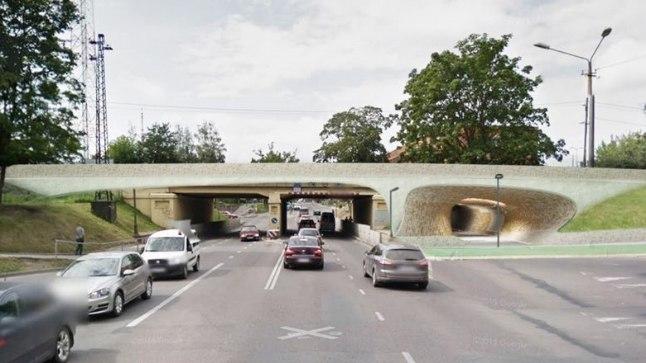 Silla ja tunneli ehitus on plaanitud järgmisesse aastasse.