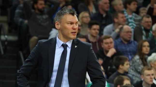 Kaunas suudab Šarunas Jasikeviciust hoida kodumaal.