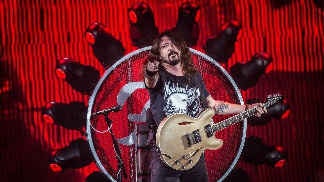BÄNDI NINAMEES: Varasem Nirvana trummar asutas 1994. aastal omaenda rokkbändi, millega on saanud maailmakuulsaks.
