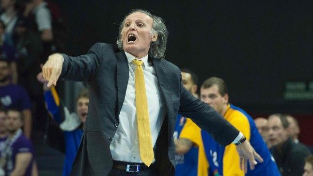 Himki peatreener Duško Ivanovic.