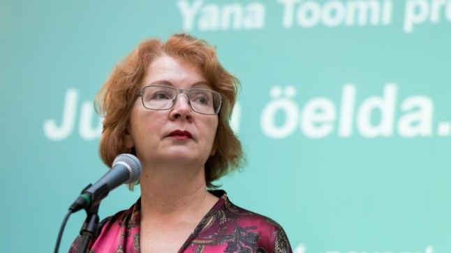 Yana Toom