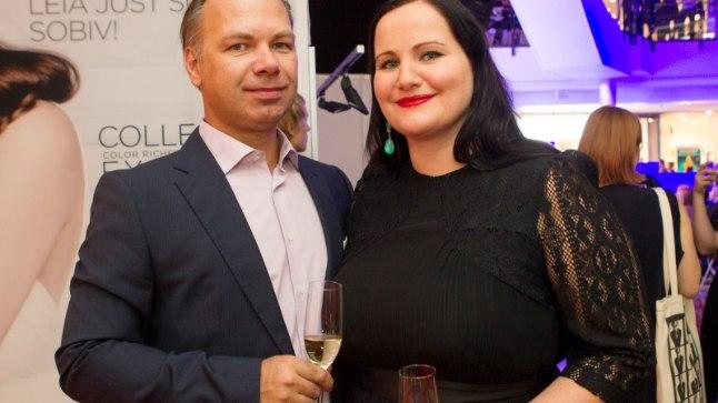 Raimo Ainso ja Maret Soom