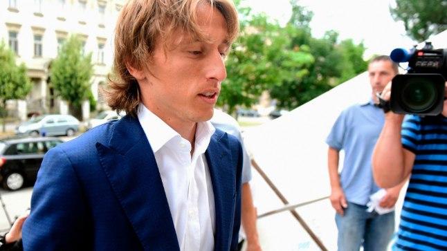 Luka Modric.
