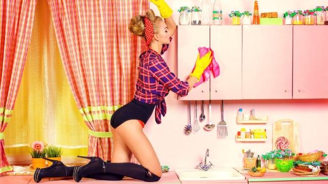 Jagame 6 nippi, kuidas oma kodu ilma koristusvahenditeta puhtaks saada.