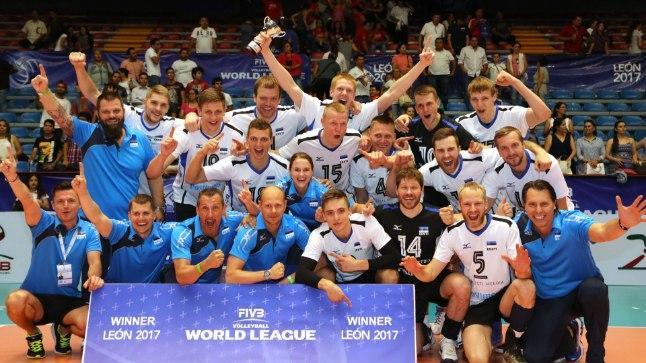 Eesti - Hispaania 3:0.