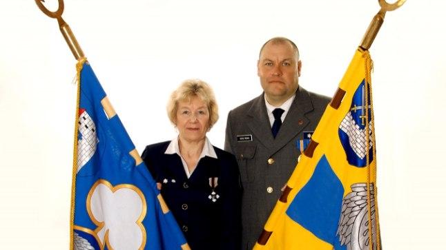 Maire Aul ja Veiko Reino