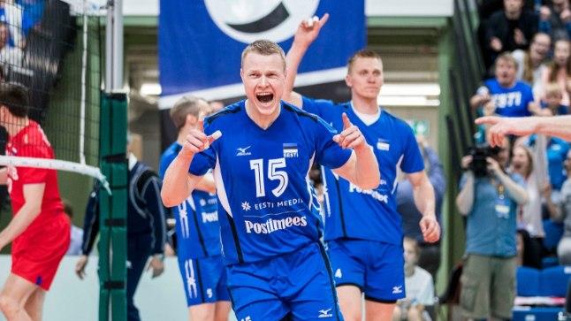 Võrkpallikoondise nurgaründaja valiti Soome liiga hooaja parimaks mängijaks