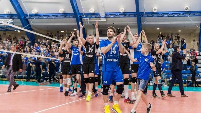 Eesti võrkpallikoondis väärib taas kiitust.