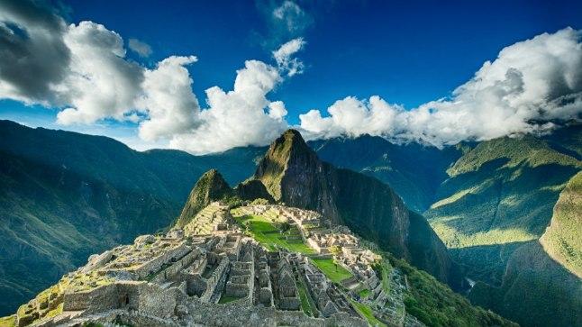 Üks seitsmest maailmaimest, Machu Picchu
