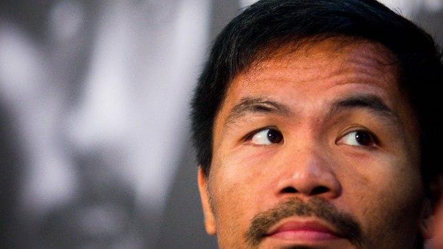 Manny Pacquiao lootmas salamisi kordusmatši?
