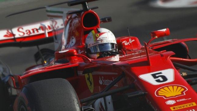 Sebastian Vettel peab edaspidi hoolikamalt rooli keerama.