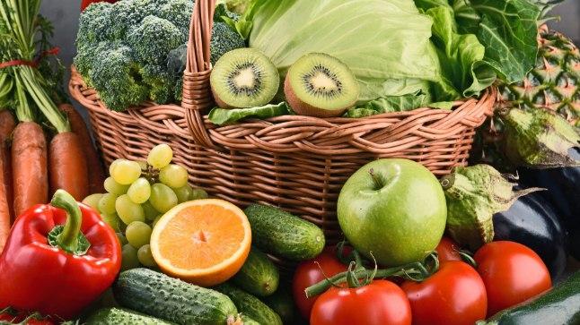 Püüa kogu suve eelistada värsket kraami, mis annab su kehale tarvilikke aineid.