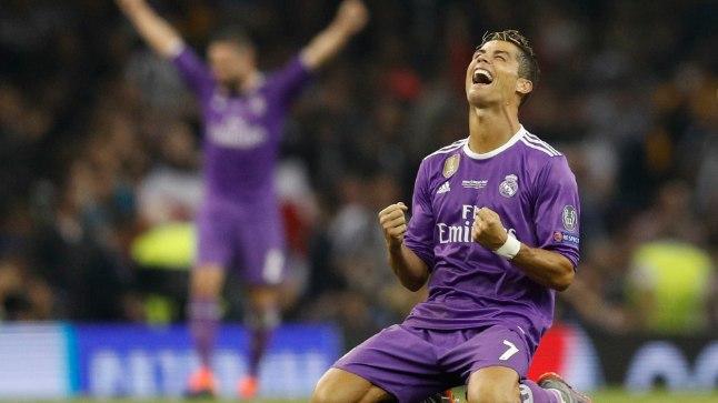 Real Madridi meestel oli lõppenud Meistrite liiga hooajal enim põhjust tähistamiseks.