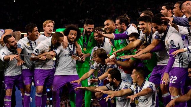 Madridi Reali võidupidu