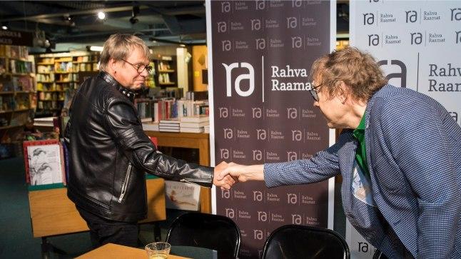 Jaanus Nõgisto, Rein Rannap