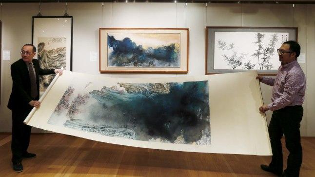 Kunst on Hiinas kõrges hinnas.