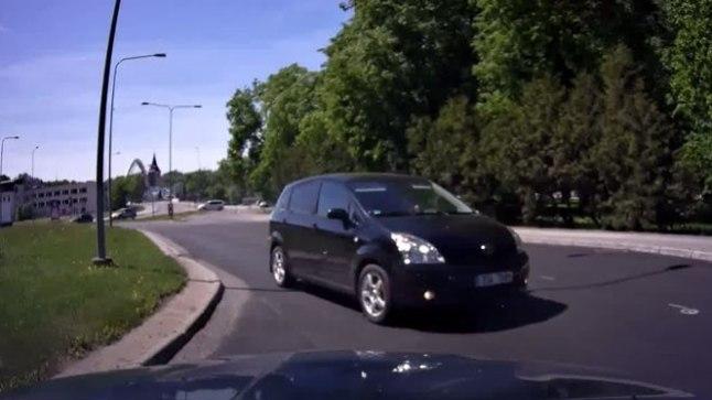 Liiklusrikkumine Tartus