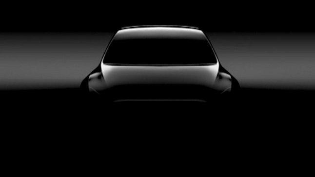 Udune vaade Tesla tulevasele Y-mudelile.