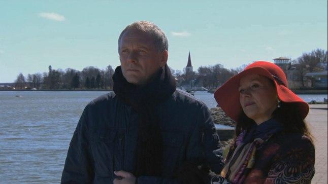 Andres Dvinjaninov ja Rita Rätsepp
