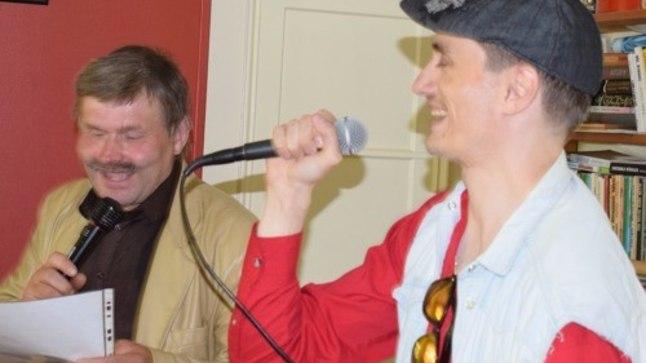 DJ Heiki ja Hillar Kohv lauluhoos.
