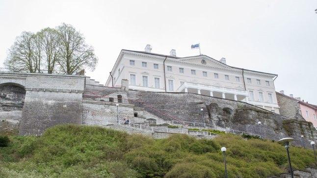 Valitsushoone Toompeal