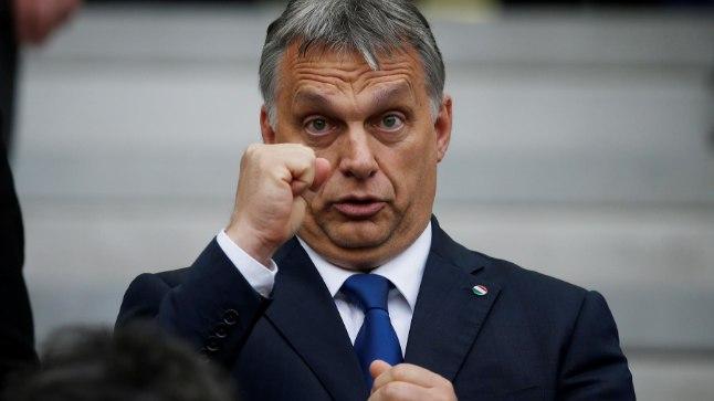 VASTUOLULINE PEAMINISTER: Ungari valitsusjuht Viktor Orbanit pole diktaatoriks nimetanud vaid tema poliitilised vastased. Ka Euroopa Komisjoni president Jean-Claude Juncker on Orbanit nii sõimanud.