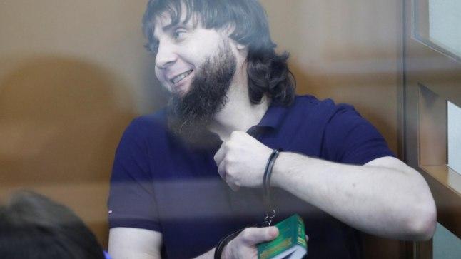 MÕRVAR: Kohus tunnistas Boriss Nemtsovi mõrva otseseks täideviijaks Zaur Dadajevi ja määras talle 20aastase vanglakaristuse.