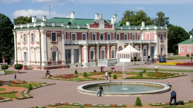 В парк Кадриорг теперь только пешком