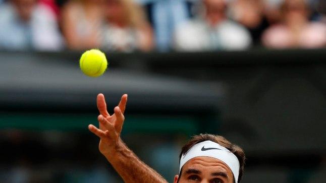 Roger Federer vs Marin Cilic