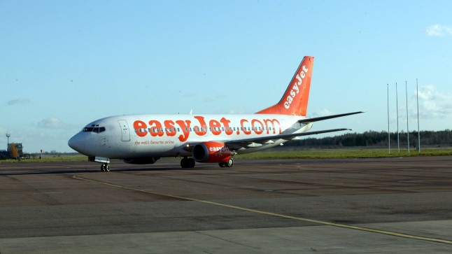 easyJet. Foto on illustreeriv.