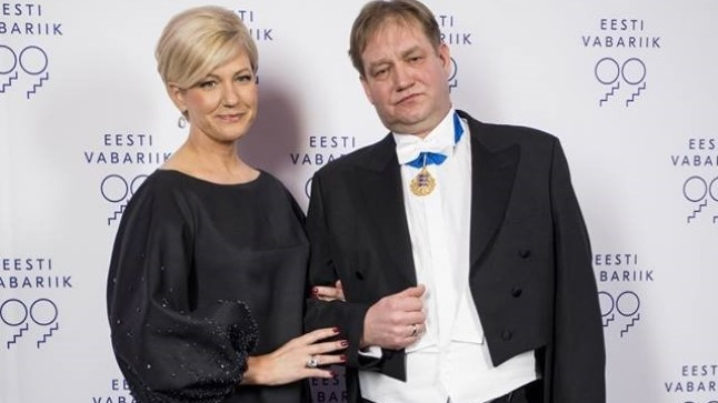 Ivari Padar ja Kristel Voltenberg