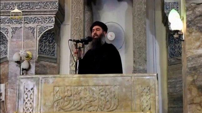 Abu Bakr al-Bagdadi 2014. aasta 5. juulil internetti postitatud videos