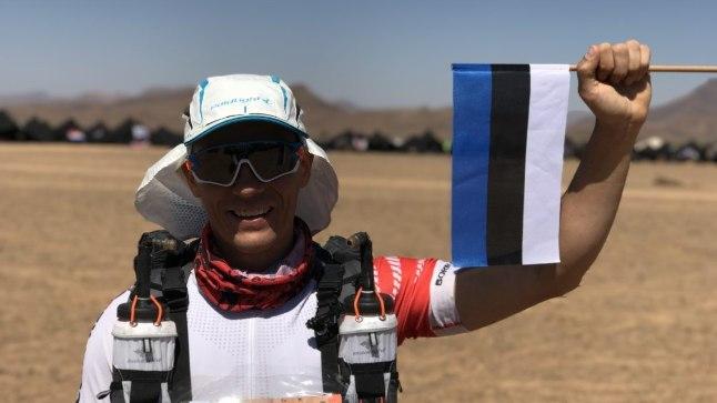 Joel Juht kõrvemaratonil