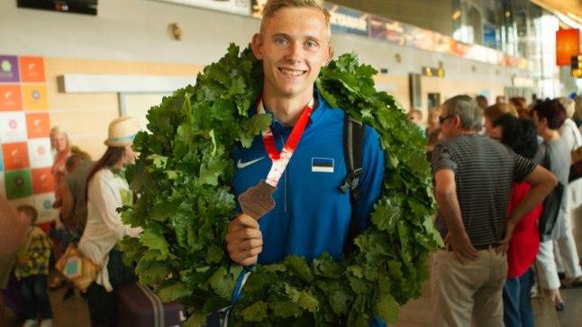 Mullu võitis mitmevõistleja Johannes Erm U20 MMilt pronksi. Tänavu noppis ta sama vanuseklassi EMilt kümnevõistluses hõbeda.