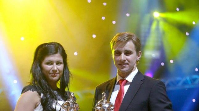 Julia Beljajeva ja Nikolai Novosjolov.