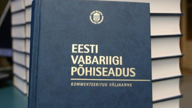 MÄLUMÄNG | 25 aastat Eesti põhiseadust