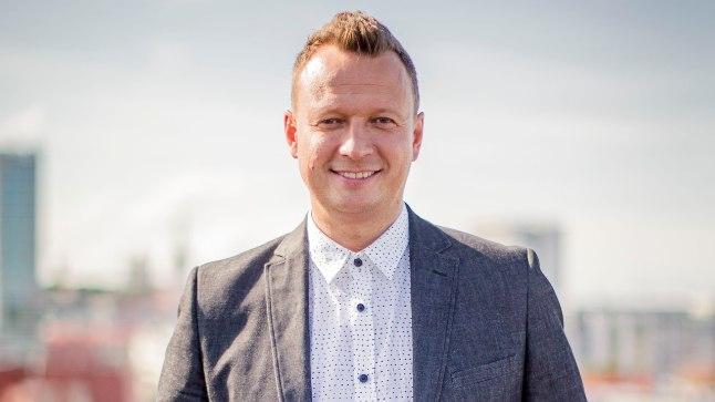 ERR-i teleajakirjanik Marko Reikop