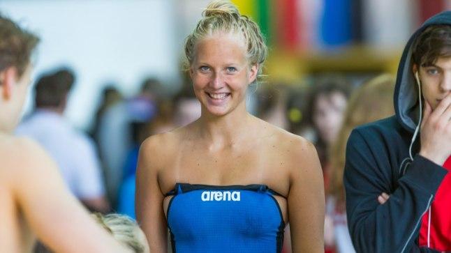 Sigrid Sepp tegi MMil elu parima ujumise