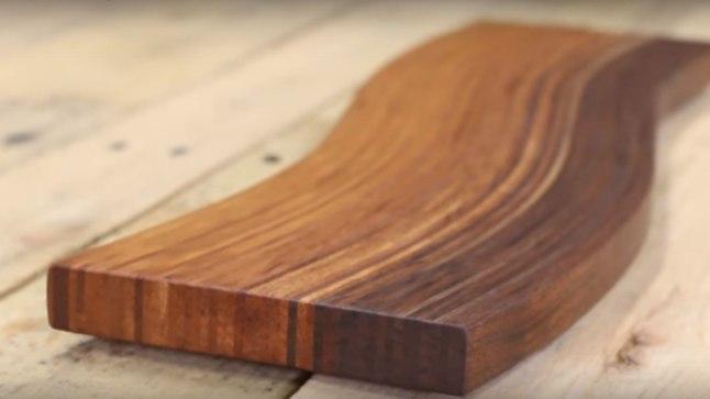 VIDEO | TEE ISE: ülipeen lõikelaud lamineerimismeetodiga