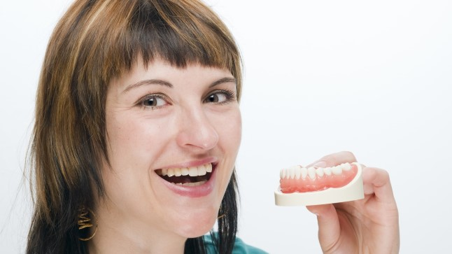 hambakroonide paigaldamine