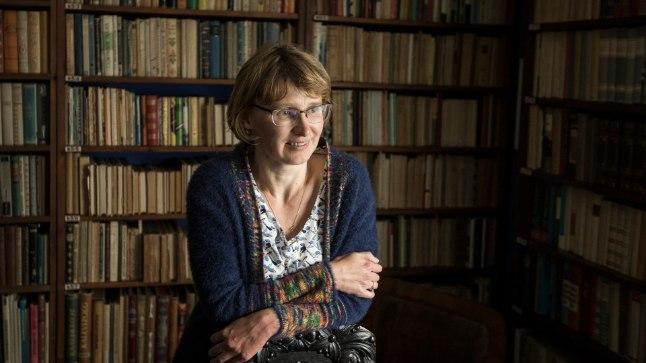 Elle-Mari Talivee uuris, kuidas kirjanikud kujutasid linna ning kuidas see mõjutas eestluse arengut.